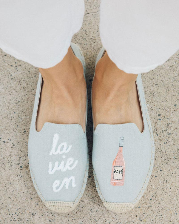 La Vie En Rose Smoking Slipper image