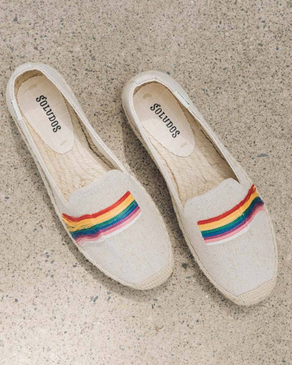 Pride Espadrille Smoking Slipper image