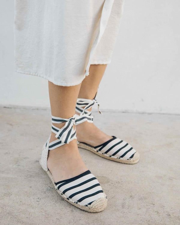 Classic Striped Sandal image