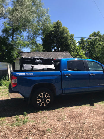 Low Styler - RTT - Universal Truck Bed Rack