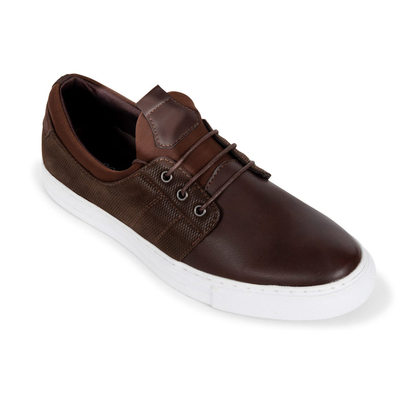 Brown Dress Sneaker