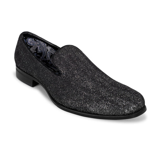 Charcoal Subtle Sparkle Shoe