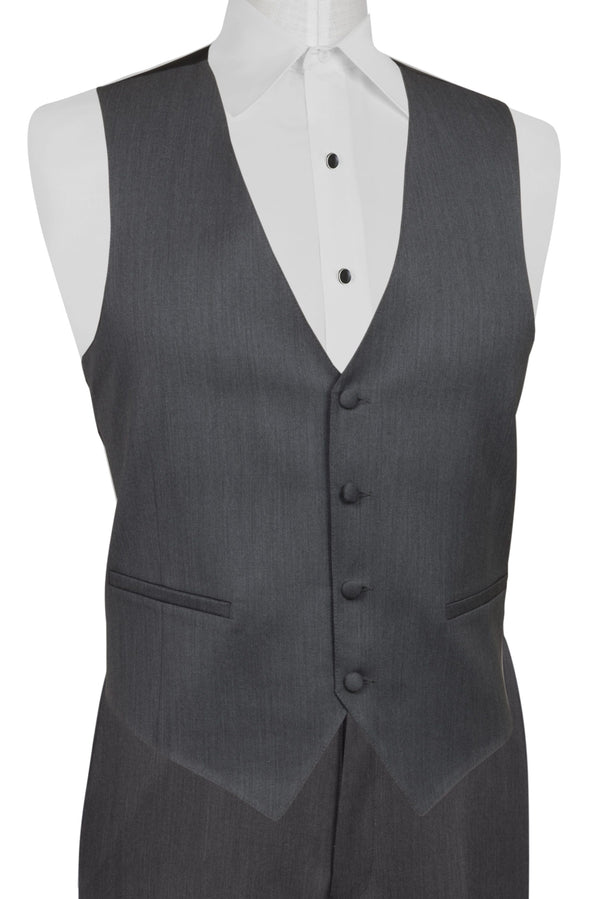 Steel Grey Sterling Suit Separates Vest