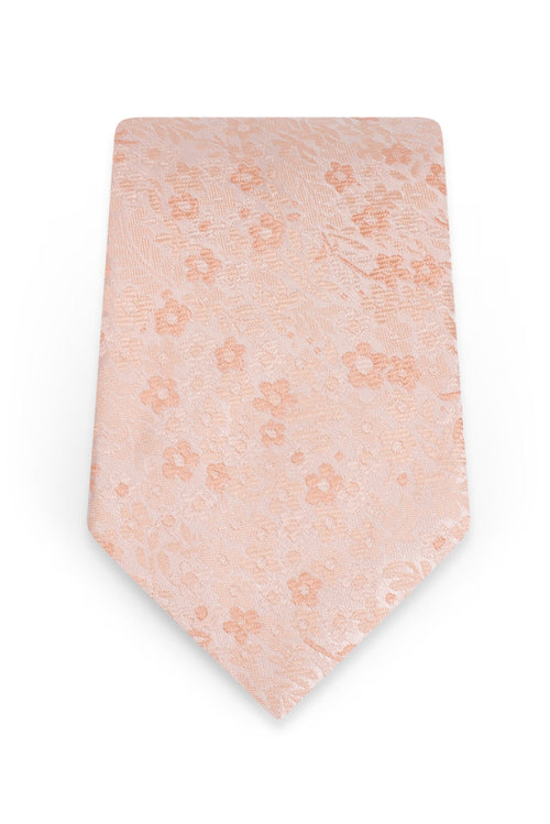 Floral Bellini Self-Tie Windsor Tie - Detail