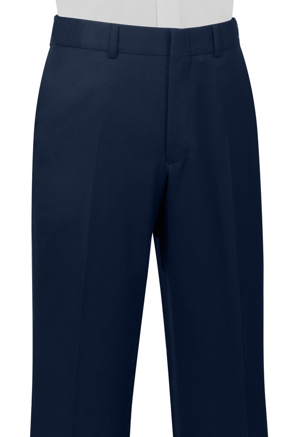 Navy Sterling Slim Fit Suit Pants