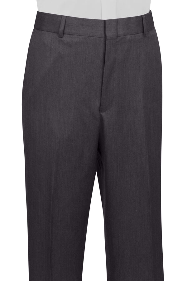 Steel Grey Sterling Slim Fit Suit Pants