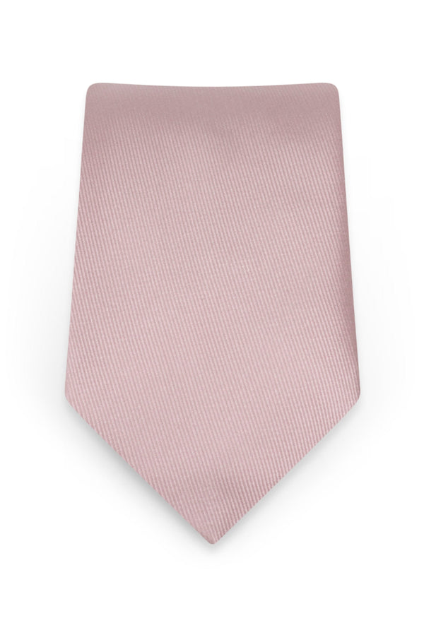 Solid First Blush Self-Tie Windsor Tie