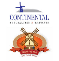 Continental Specialties -Strathroy Deli Logo