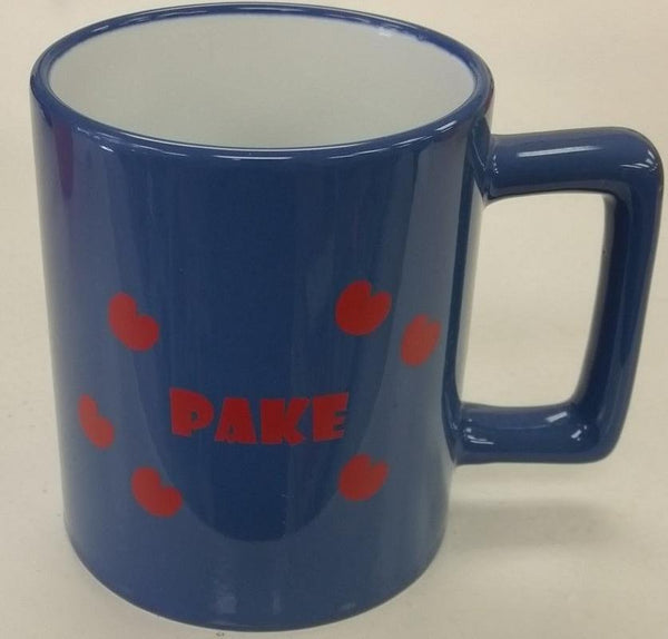 World's Greatest Pake Mug Blue 11oz