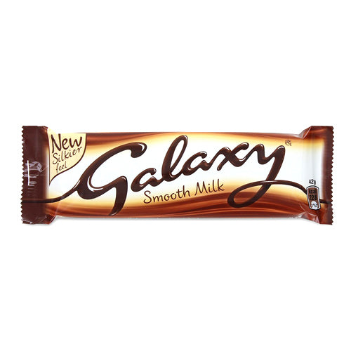 Galaxy Milk Choc Bar 42G