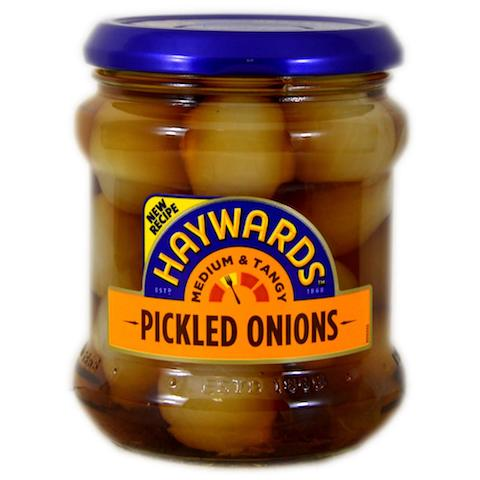 Hayward Pickled Onions 270G