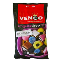Venco English Drop 127g