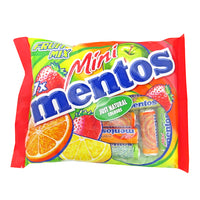 Mentos Fruit 48 Mini Rolls 178g