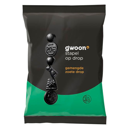 Gwoon Licorice Sweet 400g