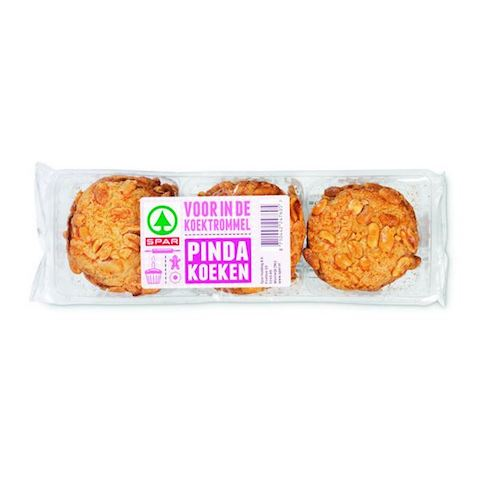 Spar Peanut Cookie 200g