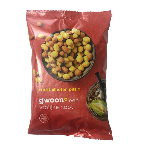 Gwoon Cocktail Noten Spicy 300g