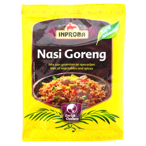 Inproba Nasi Vegetables 50g
