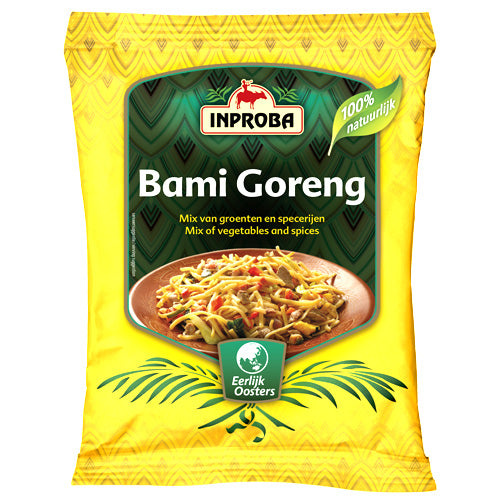 Inproba Bami Vegetables 345g