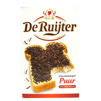 DeRuijter Pure Chocolate Hail 380g