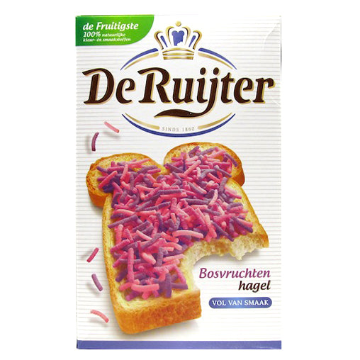 DeRuijter Forest Fruit Hail 300g