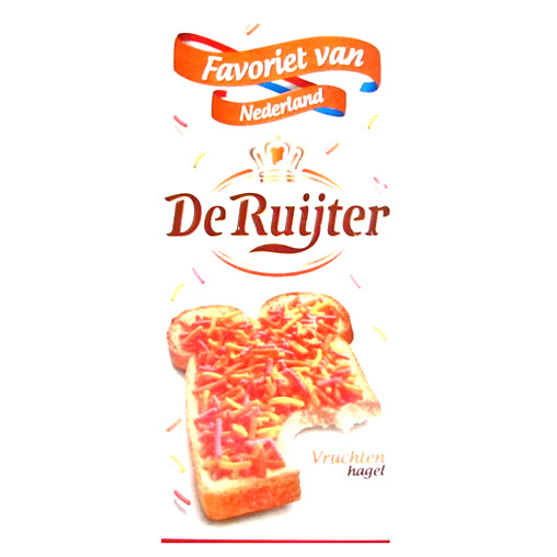 DeRuijter Fruit Hail 400g