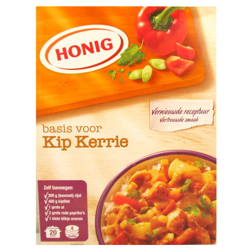 Honig Mix Chicken Curry 61G