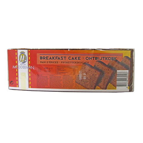 Modderman Breakfast Cake 400g