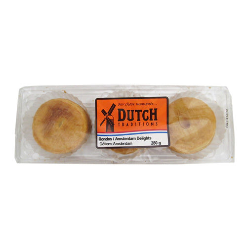 Dutch Traditions Rondos 280g