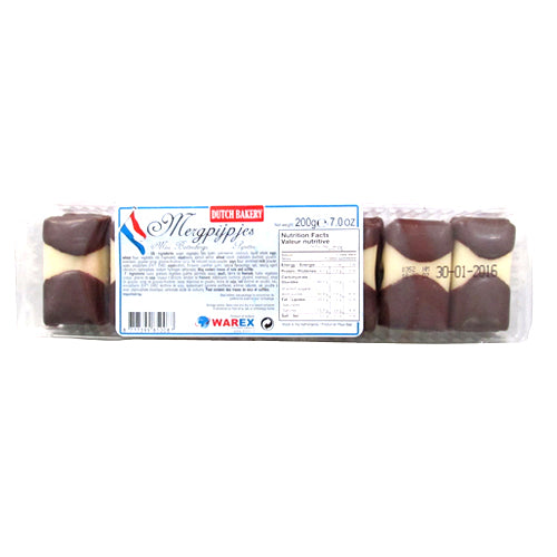 Dutch Bakery Marzipan Cakes 200g