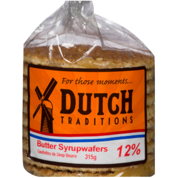 DT 12% Butter Stroopwafels 10pc 315g