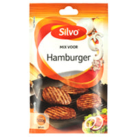 Silvo Hamburger Mix 38g