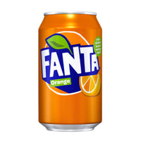 Fanta Orange Drink 330ml