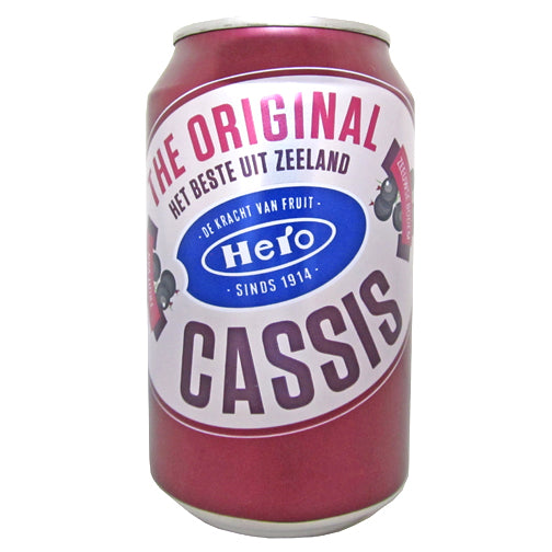 Hero Cassis Black Current 330ml