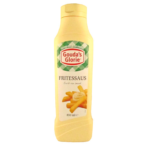 Gouda Glorie Fritesauce 850ml