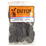 Dutch Traditions Coin Licorice 130g