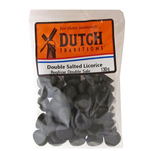 Dutch Traditions Double Salted 130g