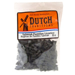 Dutch Traditions Salmiak Pastilles 85g