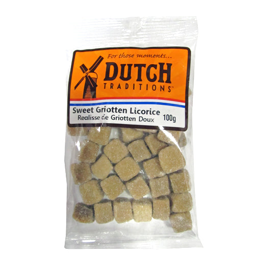 Dutch Traditions Sweet Griotten 100g