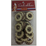 DT Chocolate Wreaths Milk/White 145g