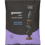 Gwoon Salted Licorice 400g