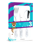 Amefa 3pc Children's Cutlery Set