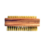 Nail Brush Wood