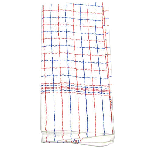 Slimline Plaid Tea Towel