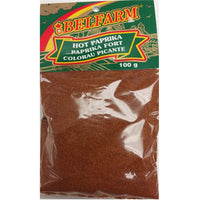 Belfarm Hot Paprika 100g