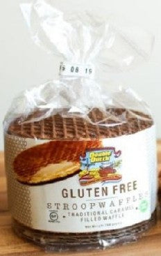 Double Dutch GlutenFree Syrup Wafers