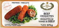 Roos Prefried Beef Croquettes
