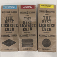 Klepper+Klepper Gluten Free Licorice 200g