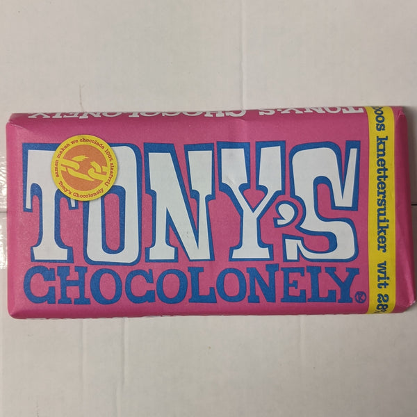 Tony's Chocolonely Chocolate Bars 180g