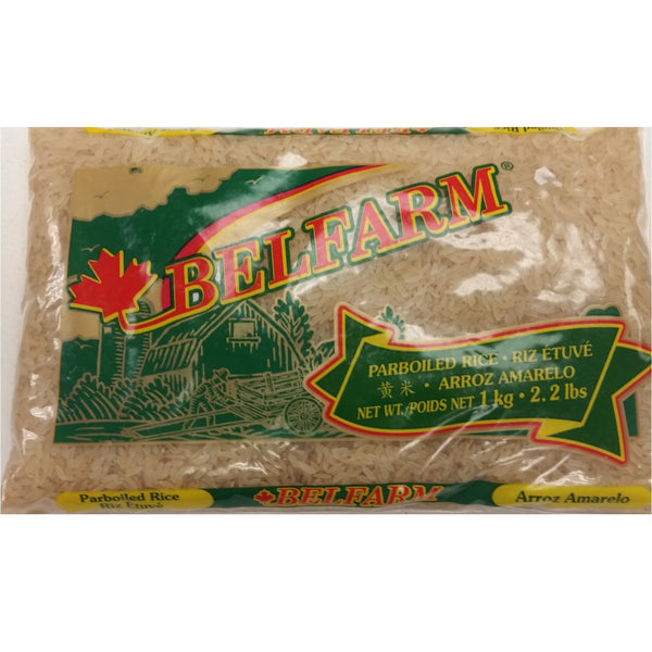 Belfarm Parboiled Rice 1kg
