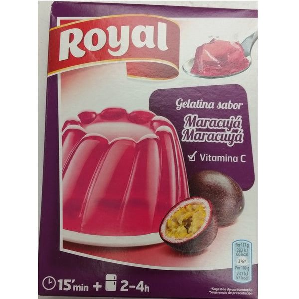 Royal Passion Fruit Gelatin 2x85g